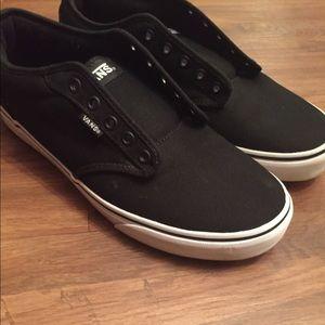 Vans Black 9.5 Shoes